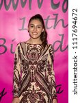 Small photo of Yasmeen Fletcher attends Jillian Estell's Red Carpet Birthday Party With A Purpose - Benefitting The Celiac Disease Foundation at Higher Vision Church, Los Angeles, CA on June 15th, 2018