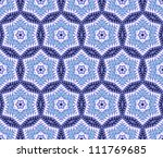 abstract winter vintage... | Shutterstock .eps vector #111769685
