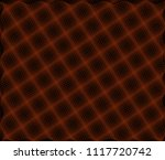 gravitational wave pattern  | Shutterstock .eps vector #1117720742