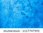 textured ice blue frozen rink... | Shutterstock . vector #1117747592