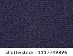close up of jersey fabric... | Shutterstock . vector #1117749896