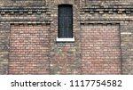 castle church wall | Shutterstock . vector #1117754582
