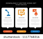 business infographic template... | Shutterstock .eps vector #1117768316
