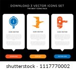 business infographic template... | Shutterstock .eps vector #1117770002