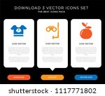 business infographic template...   Shutterstock .eps vector #1117771802