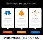business infographic template...   Shutterstock .eps vector #1117774532