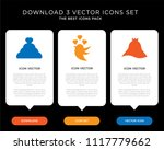 business infographic template...   Shutterstock .eps vector #1117779662