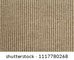 textured fabric background | Shutterstock . vector #1117780268