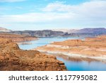 Lake Powell, the Second Largest Man-made Lake in the United States, Page, Arizona, USA