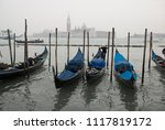 venice   a unique historical... | Shutterstock . vector #1117819172