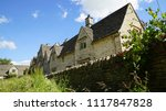 a view of the row of old... | Shutterstock . vector #1117847828