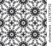 line pattern on color... | Shutterstock .eps vector #1117873952