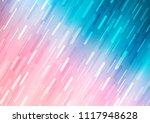 light blue  red vector template ... | Shutterstock .eps vector #1117948628