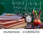 back to school | Shutterstock . vector #1118006252