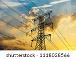 Oltage Post.high Voltage Tower...