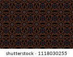 raster seamless pattern in red  ... | Shutterstock . vector #1118030255