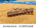 dehumidification process... | Shutterstock . vector #1118031668