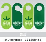 Eco Green Door Hangers For Eco...