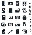 set of vector isolated black... | Shutterstock .eps vector #1118122712
