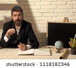 alternative education and... | Shutterstock . vector #1118182346