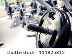 diverse equipment and machines... | Shutterstock . vector #111825812