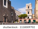 naples  italy   august 9  2015  ... | Shutterstock . vector #1118309702