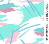 style grunge abtract blue pink... | Shutterstock .eps vector #1118329532