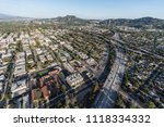 north hollywood  california ... | Shutterstock . vector #1118334332