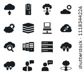 set of simple vector isolated... | Shutterstock .eps vector #1118344226