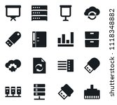 set of simple vector isolated... | Shutterstock .eps vector #1118348882