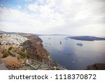 aerial view of the beautiful... | Shutterstock . vector #1118370872