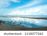 beauty of seascape vista at low ... | Shutterstock . vector #1118377262