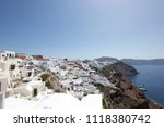 beautiful white washed... | Shutterstock . vector #1118380742