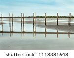beauty of seascape vista at low ... | Shutterstock . vector #1118381648