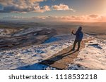 A Winters Ascent Of Pen Y Ghent ...