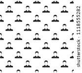 worker avatar pattern seamless...