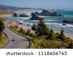 Oregon Coast Highway Near...