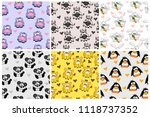 set seamless pattern from...