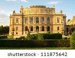 The Rudolfinum Prague  A...