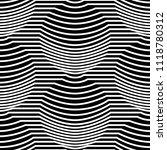 vector seamless texture. modern ... | Shutterstock .eps vector #1118780312