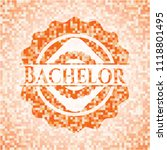 bachelor abstract emblem ... | Shutterstock .eps vector #1118801495