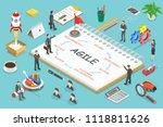 flat isometric vector concept...   Shutterstock .eps vector #1118811626