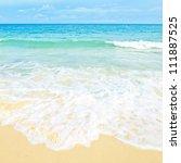 Idyllic Scene Beach At Samed...