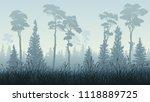 horizontal illustration of... | Shutterstock .eps vector #1118889725