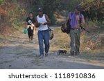 chahuites  oaxaca mexico march  ... | Shutterstock . vector #1118910836