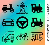vector icon set  about... | Shutterstock .eps vector #1118918366