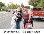 american canyon  ca  usa   july ... | Shutterstock . vector #1118944205