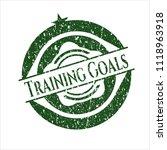 Green Training Goals Distress...