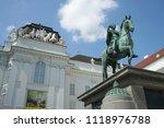vienna  austria   july 13  2018 ... | Shutterstock . vector #1118976788