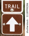 Small photo of Trail Marker Sign
